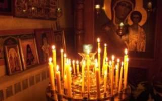 Молитва защита от алкоголика