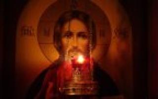 Молитва о выздоровление больного матроне московской