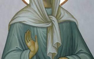 Молитва о здоровье ребенка в утробе