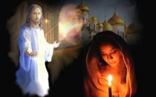 Очень сильная молитва за родителей