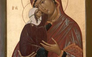 Молитва святой анне пророчице