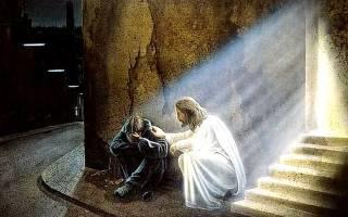 Молитва покаяния христианина
