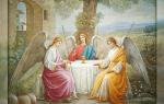 Молитва святой троице акафист