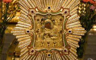 Молитва почаевской божьей матери в чем помогает