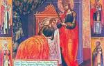 Молитва беременной православие
