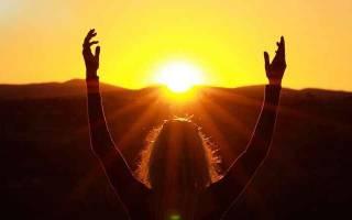 Молитва солнцу славян