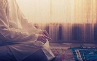 Аудио молитва у мусульман