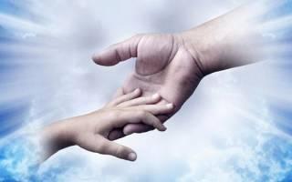 Молитва ангелу хранителю о благополучии в семье