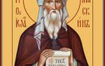 Молитва иоанну дамаскину при болезни рук