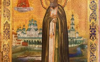 Молитва серафиму саровскому об исцелении в болезнях