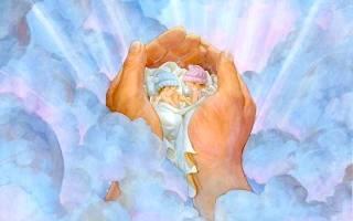 Молитва о развитие речи у детей