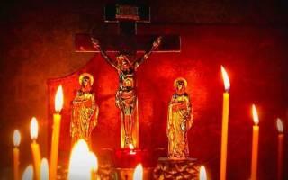 Утешительная молитва за самоубиенных