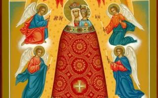 Икона прибавление ума молитва на учебу