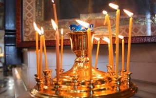 Православная молитва за болящего по соглашению