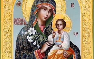 Молитва о благополучном замужестве дочери матроны московской