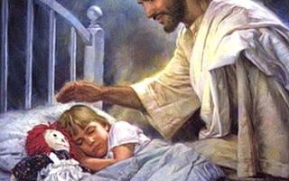 Молитва о спокойствие ребенка