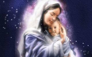 Молитва о прибавлении ума ребенку