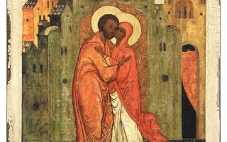 Святая праведная анна молитва о зачатии