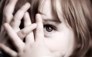 Молитва при испуге детей