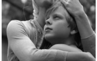 Молитва в великий пост детям