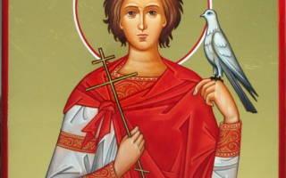 Святой трифон в чем помогает акафист молитва