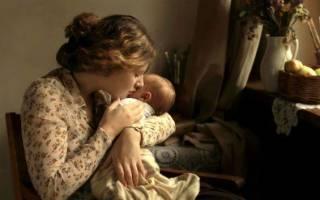 Молитва когда ребенок кричит и плачет
